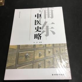 浦东中医史略