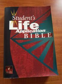 Student's Life Application Bible(英文原版)
