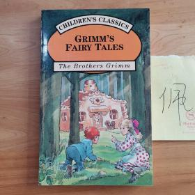 GRIMM'S FAIRY TALES The Brothers Grimm