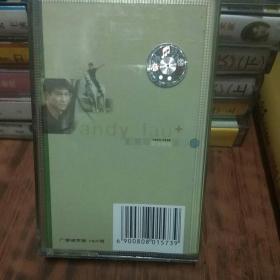 刘德华-笨小孩国语精选-正版磁带