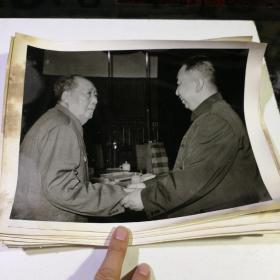 毛主席 老照片 25张合售
