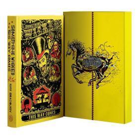 预售魔法当家FS豪华版Something Wicked This Way Comes Folio deluxe
