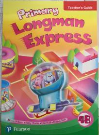 Primary Longman Express Teacher'Guide 4B