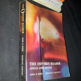 英文原版 THE ODYSSEY READER-IDEAS AND STYLE