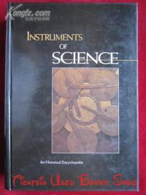 Instruments of Science: An Historical Encyclopedia(英语原版 精装本)科学仪器:一部历史百科全书