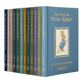 预售彼得兔FS盒装收藏版 The Tales of Beatrix Potter folio deluxe