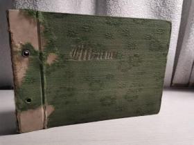 侵华史料 旧日本军 照片一册三十五张 包老保真