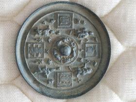 古董古玩铜器老铜镜