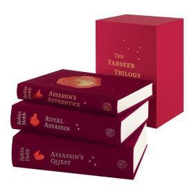 预售刺客传说FS豪华版The Farseer Trilogy folio deluxe
