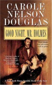 Good Night, Mr. Holmes (irene Adler)