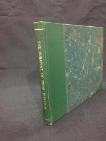 Roycroft精品: Rubaiyat of Omar Khayyam:  鲁拜集  (横版)