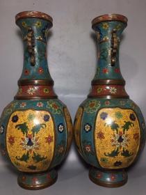 景泰蓝花瓶2