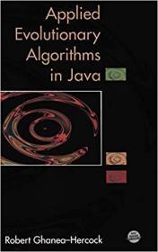美版精装 Applied Evolutionary Algorithms in Java 实用进化算法 Java语言实现