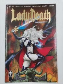 lady death scorched earth #1 chapter 9