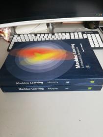 machine learning:a probabilistic perspective 全2册 机器学习概率视角 英文版 原版翻印 大16开