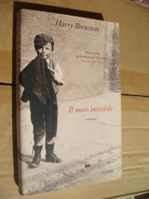 Il muro invisible 意大利语原版 平装+书衣