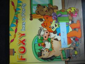 FOXY has a party
