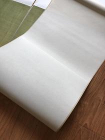千里江山图四条屏版二 画心30*60厘米,四条屏。高度做120厘米。丝绸裱褙。挂轴。現貨
