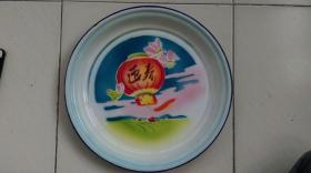 搪瓷盘-迊春