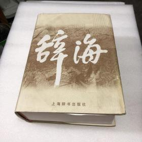 辞海(1999年版缩印本)2000年一版一印,2727页净重3公斤多