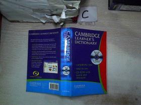 CAMBRUDGE LEARNER'S DICTIONARY 剑桥学习词典(595)