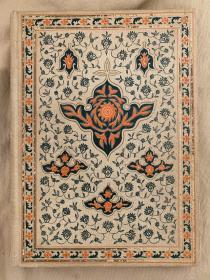The Rubaiyat of Omar Khayyam 《鲁拜集》  Sarkis Katchadourian插图,每页都配有插图和边饰