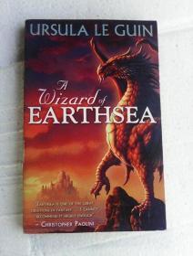 A Wizard of Earthsea (The Earthsea Cycle, Book 1)        英文原版