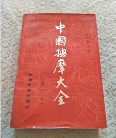 中国按摩大全 修订版