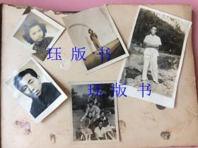 (补图)上海美女民国相册,大概一百七八十张老照片