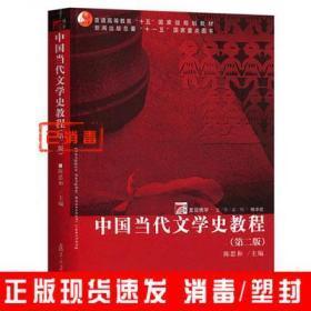 中国当代文学史教程 陈思和 9787309023572