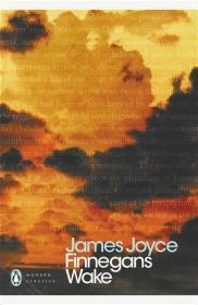 Finnegans Wake芬尼根的守灵夜,詹姆斯乔伊斯作品,英文原版