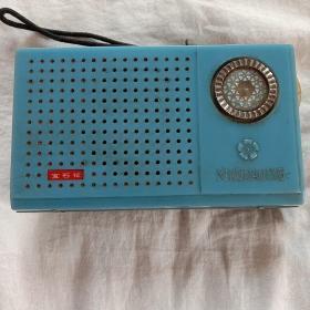 宝石花1X6半导体收音机
