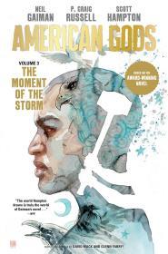 American Gods Volume 3: The Moment of the Storm 美国众神