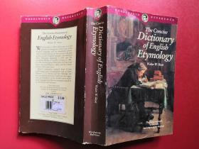 The Concise Dictionary of English Etymology (Wordsworth Reference) 英语词源词典