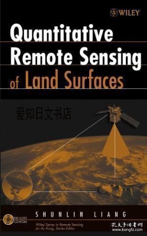 【包邮】Quantitative Remote Sensing Of Land Surfaces
