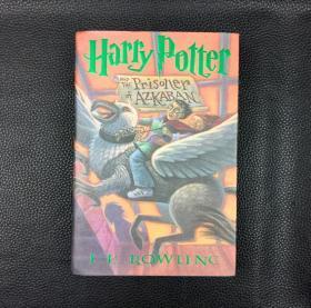 Harry Potter and the Prisoner of Azkaban 哈利波特与阿兹卡班囚徒(英文原版 精装)