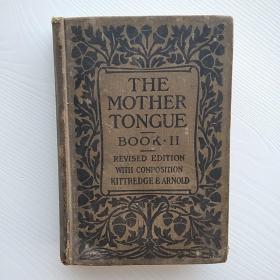 早期的书籍《 the mother tongue book ii》