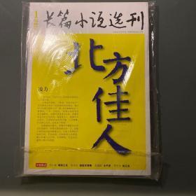 长篇小说选刊 2010-1 北方佳人