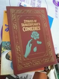 stories of shakespeare's comedies.