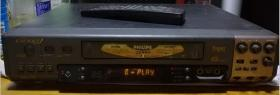 飞利浦PHILIPS VR-963 盒式磁带录像机六磁头立体声【有遥控器】