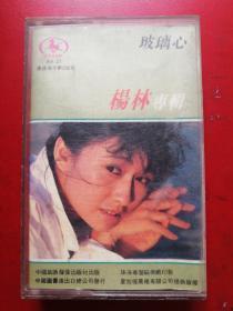 磁带:杨林专辑-玻璃心