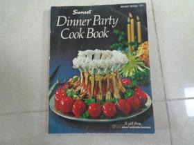 SWWSET Dinner Party Cook BOOK