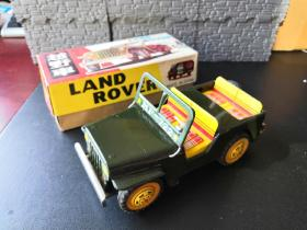 鐵皮玩具車(越野車)
