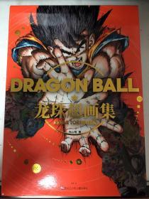 大漫文化DH001:龙珠超画集