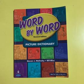 Word by Word Dictionaries Student Book 彩图辞典,国际版课本