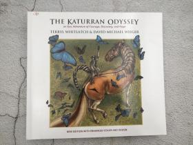 The Katurran Odyssey: An Epic Adventure of Courage, Discovery, and Hope