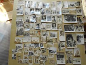 老照片【50年代,军人照片,90张】有抗美援朝照片