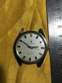 钻石牌手表老手表老腕表老机械表不走时不退换