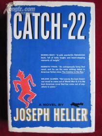 Catch-22(1961年 英语原版 精装本)第二十二条军规