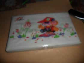 怀旧 塑料文具盒 (上海塑料包装厂文具盒分厂)品相可以没有破损